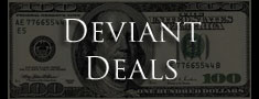 Deviant Deals - Sadistic Specials